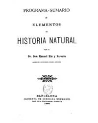 Biblioteca Hispanica : Programme-summary... by Mir and Navarro, Manuel