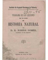 Biblioteca Hispanica : Programme Lessons... by Ribera Gomez, Emilio