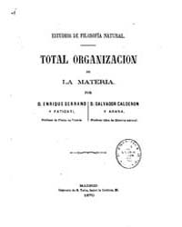Biblioteca Hispanica : Studies of Natura... by Fatigati Serrano, Enrique