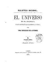 Biblioteca Hispanica : the Universe in Y... by Biblioteca Hispanica