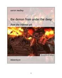 The Demon from Under the Deep by Aaron Medley