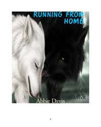 Running from Home by Abbie Davis