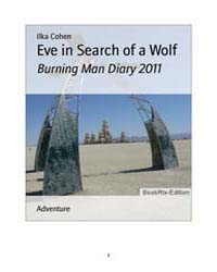 Eve in Search of a Wolf by Ilka Cohen