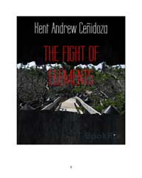 The Fight of Elements by Kent Andrew Cenidoza