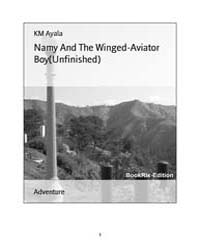Namy and the Winged-Aviator Boy(Unfinish... by Km Ayala