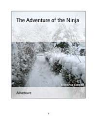 The Adventure of the Ninja by Makenzie McCormick