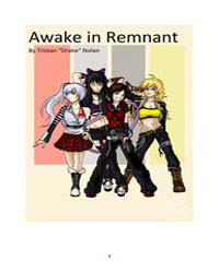Awake in Remnant by Tristan Nolan