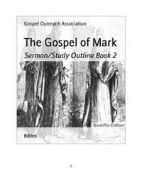 The Gospel of Mark Book 2 by