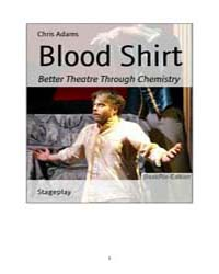 Blood Shirt by Adams, Chris