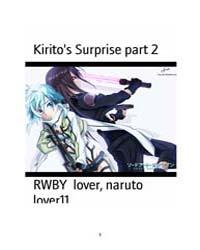 Kiritos Surprise Part 2 by Lover, Ru; Yuuki, Asuna