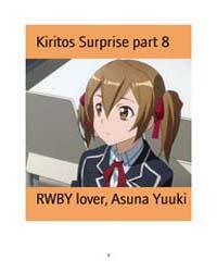 Kiritos Surprise Part 8 by Lover, Ru; Yuuki, Asuna