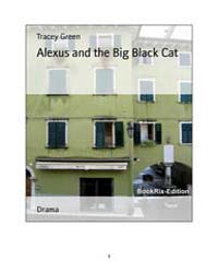 Alexus and the Big Black Cat by Green, Tracey