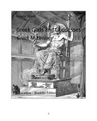 Greek Gods and Goddesses by Ariana Strom
