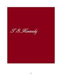 T.S.Kennedy by Kennedy, Tom