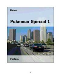 Pokemon Special 1 by Aaron