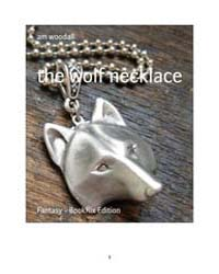 The Wolf Necklace by Woodall, Am