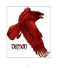 I Was Changed Into a Demon by A. L. P. D.