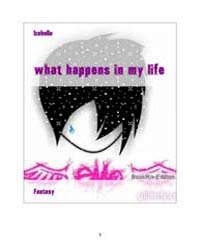 What Happens in My Life by Izabella