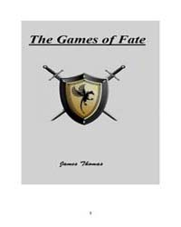 The Games of Fate by Thomas, James