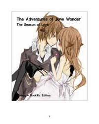 The Adventures of June Wonder by Esterhuizen, Jeanne