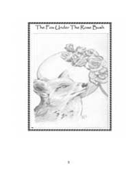 The Fox Under the Rose Bush by Linda, S. Jones