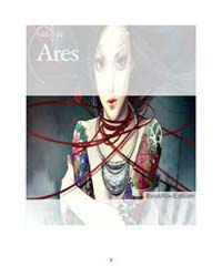 Ares by Hall, Nikki