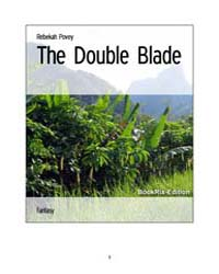 The Double Blade by Povey, Rebekah