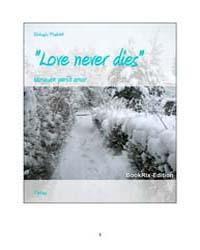 Love Never Dies by Plaskett, Rickayla