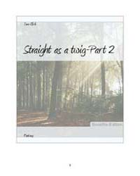 Straight as a Twig-Part 2 by Zlick, Tara