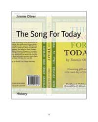 The Song for Today by Oliver, Jimmie