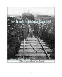 The Transcontinental Railroad by Stone, Layla