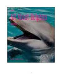 All About Dolphins by