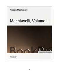 MacHiavelli by MacHiavelli, Niccolo
