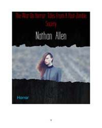 The War on Horror: Tales from by Allen, Nathan