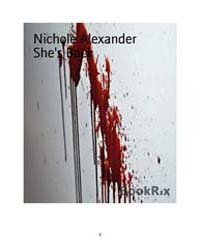 Shes Back by Alexander, Nichole