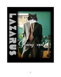 Going Out? by Lazarus
