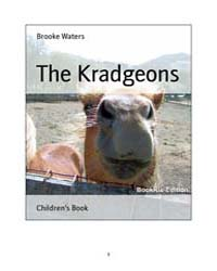The Kradgeons by Waters, Brooke