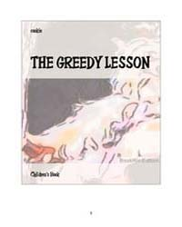 The Greedy Lesson by