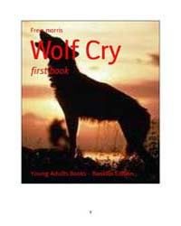 Wolf Cry by Morris, Freia
