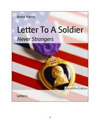 Letter to a Soldier by Harris, Anna
