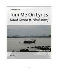 Turn Me on Lyrics by
