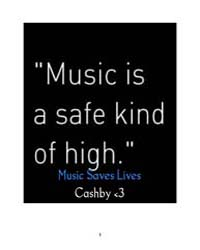 Music Saves Lives by