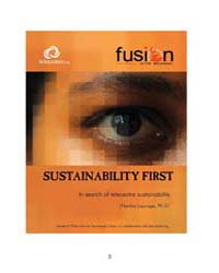 Sustainability First by Liyanage, Harsha