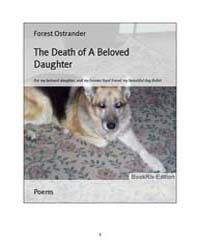 The Death of a Beloved Daughter by Ostrander, Forest