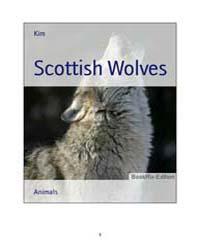 Scottish Wolves by Kim