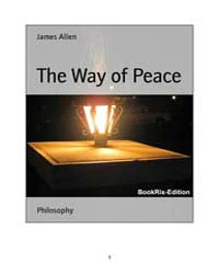 The Way of Peace by Allen, James