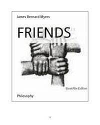 Friends by Myers, James