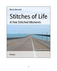 Stitches of Life by Barnett, Berta