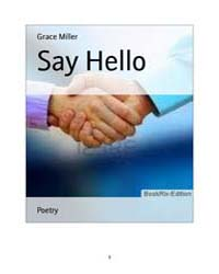 Say Hello by Miller, Grace