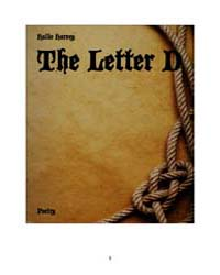 The Letter D by Harvey, Hallie